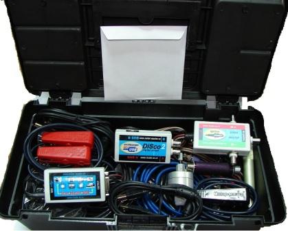 ...комплекс, основу которого составляет осциллограф USВ DiScо-2 и многофункциональный адаптер USB Scan Master.
